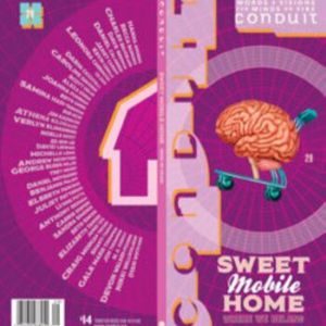 """The Latest Issue of <a href=""""https://www.conduit.org/issue29"""">Conduit</a>"""
