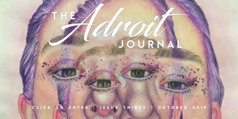 Issue 30 of The Adroit Journal