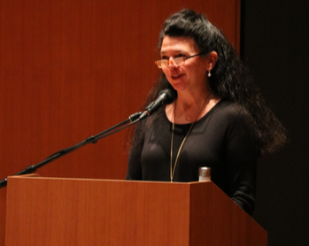 Heather Sellers Reads at Hope College