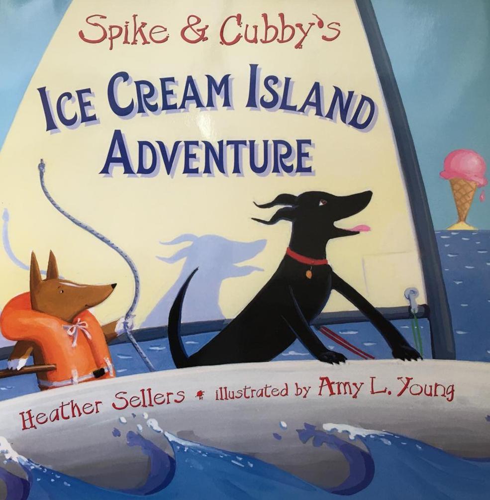 Spike and Cubbys Ice Cream Island Adventure