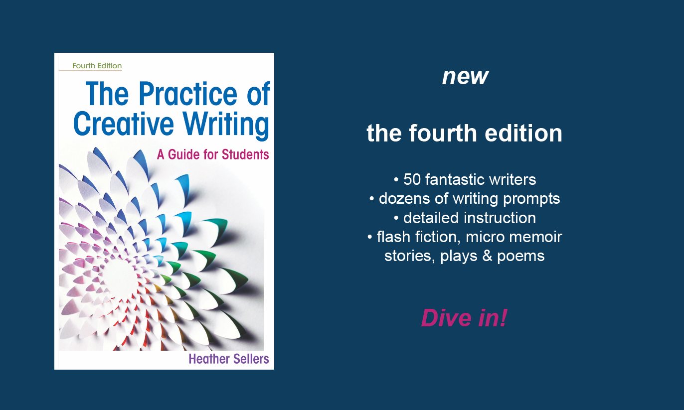 The Practice of Creative Writing is now available.