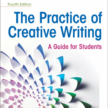The Practice of Creative Writing textbook cover