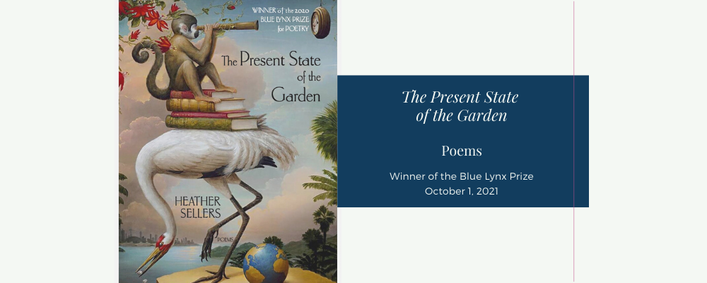 The Present State of the Garden Comes Out October 1, 2021