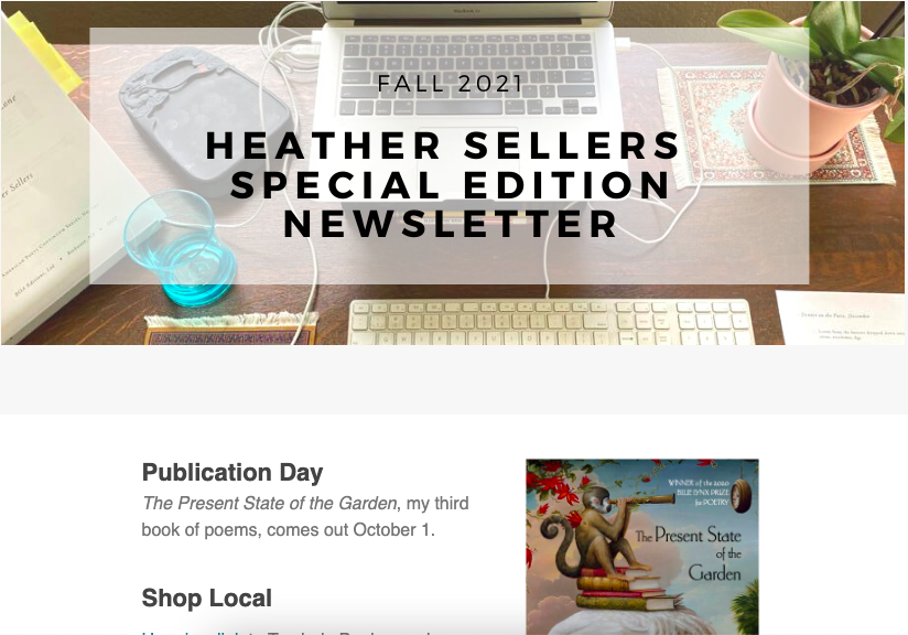 Special Edition Fall 2021 Newsletter